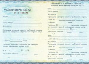 Формы выдаваемых документов